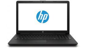 "HP 15-da0064nu Black, Pentium N5000 Quad(Up to 2.7 GHz/2MB, 4Cores), 15.6"" FHD AG + WebCam, 8GB 2400Mhz 1DIMM, 256GB M.2 SSD, DVDRW, WiFi a/c + BT, 3C Batt Long Life, Free DOS"