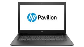 "HP Pavilion 17-ab401nu, Core i7-8750H hexa(2.2Ghz, up to 4.10Ghz/9MB/6C), 17.3"" FHD IPS UWVA AG + WebCam, 8GB 2666Mhz 1DIMM, 256GB PCIe SSD+1TB 5400rpm, Nvidia GeForce GTX 1050 TI 4GB, DVDRW, 9560 a/c+BT, 6C Batt, Free DOS+HP Pavilion Gaming 400 Head"