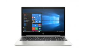 "HP ProBook 450 G6, Core i5-8265U(1.6Ghz, up to 3.9GH/6MB/4C), 15.6"" FHD UWVA AG + Webcam 720p, 8GB 2400Mhz 1DIMM, 256GB PCIe SSD, NO DVDRW, 9560a/c + BT, FPR, 3C Batt Long Life, Free DOS"