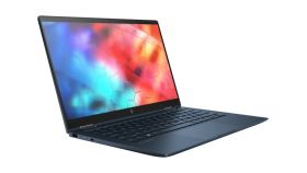 """HP Elite Dragonfly Core i7-8565U(1.8Ghz, up to 4.6GH/8MB/4C), 13.3"""" FHD UWVA BV 1000 nits Touchscreen Privacy+WebCam, 16GB 2400Mhz, 1GB PCIe SSD, WiFi 6AX200+Bluetooth 5, Backlit Kbd,FPR,4C Long Life, Win 10 Pro+Pen with Launch+USB-C to RJ45 Adapter,"""