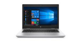 """HP ProBook 640 G5, Core i5-8265U(1.6Ghz, up to 3.9GH/6MB/4C), 14"""" FHD UWVA AG + WebCam, 8GB 2400Mhz 1DIMM, 256GB PCIe SSD, WiFi 6AX200 + Bluetooth 5, FPR, Backlit Kbd, 3C Long Life Batt, Win 10 Pro 64bit"""