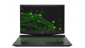 """HP Gaming Pavilion 15-dk0013nu Black/Green, Core i7-9750H hexa(2.6Ghz, up to 4.5Ghz/12MB/6C), 15.6"""" FHD UWVA AG IPS 300nits 144Hz + WebCam, 16GB 2666Mhz 2DIMM, 512GB M.2 PCIe SSD+1TB 7200rpm, Nvidia GeForce GTX 1660Ti 6GB, no Optic,9560 a/c + BT5.0,"""