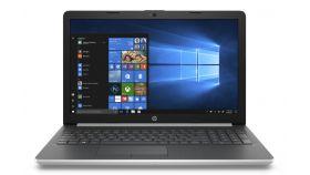 "HP 15-da0133nu Natural Silver, Intel N4000(1.1Ghz, up to 2.6Ghz/4MB), 15.6"" FHD AG IPS + WebCam, 8GB 2400Mhz 1DIMM, 1TB HDD, WiFi a/c + BT, 3C Batt Long Life, Free DOS"
