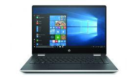 "HP Pavilion x360 14-dh1001nu Silver, Core i5-10210U(1.6Ghz, up to 4.2GHz/6MB/4C), 14"" FHD UWVA AG IPS Touch + WebCam, 8GB 2666Mhz, 512GB PCIe SSD, no Optic, Nvidia GeForce MX130 2GB, WiFI + BT, FPR, 3C Batt Long Life, Win 10 64bit"