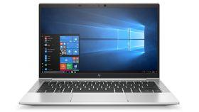 """HP EliteBook 830 G7, Core i7-10510U(1.8Ghz, up to 4.9GHz/8MB/4C), 13.3"""" FHD IPS AG 400 nits + WebCam 720p IR, 16GB 2666Mhz 1DIMM, 512GB PCIe SSD, WiFi 6AX201+BT 5, Backlit Kbd, FPR, NFC, 3C Long Life Batt, Win10 Pro 64bit"""