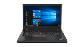 "Lenovo ThinkPad T480, Intel Core i5-8250U (1.6GHz up to 3.4GHz, 6MB), 8GB DDR4 2400MHz, 512GB SSD m.2 PCIe NVME, 14"" FHD (1980x1080) AG, IPS, Integrated Intel UHD Graphics 620, WLAN AC, BT, FPR, 720mp Cam, Backlit KB, SCR, 3 cell+3cell, Win10 Pro, Bl"