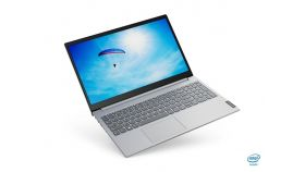 """Lenovo ThinkBook 15 Intel Core i7-1065G7 (1.3Ghz up to 3.9GHz, 8MB), 8GB DDR4 2666MHz, 256GB SSD, 15.6"""" FHD (1920x1080), IPS, AG, Intel Iris Plus Graphics, WLAN ac, BT, 720p Cam, Mineral Grey, KB Backlit, FPR, 3 cell, Win10Pro, 2Y"""