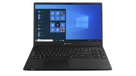 "Dynabook Toshiba Satellite Pro L50-G-1CM Intel Core i5-10210U(BGA), 15.6"" FHD AG, 8GB DDR4 2666 (1x8) , 2.5 SATA 1TB 5400 + M.2 PCIe 256G SSD (v), shared graphics, HD Camera w/ MICx2, BT, Intel 11ax+acagn,4 cell Batt, Black No OS"
