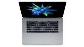 """Apple MacBook Pro 15"""" Touch Bar/QC i7 2.9GHz/16GB/512GB SSD/Radeon Pro 560 w 4GB/Silver - INT KB"""