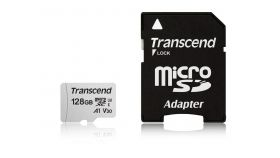 Transcend 128GB UHS-I U3A1 microSD with Adapter