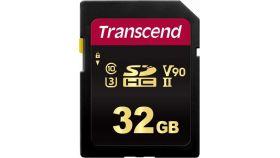Transcend 32GB SDHC Class3 UHS-II Card