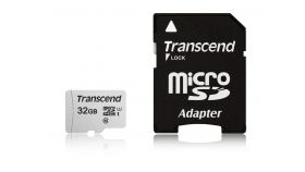 Transcend 32GB UHS-I U1 microSD with Adapter