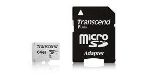 Transcend 64GB UHS-I U1 microSD with Adapter