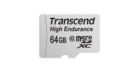 Transcend 64GB USD Card (Class 10) Video Recording