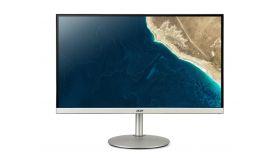 "Acer CB272smiprx, 27"" IPS LED, Anti-Glare, ZeroFrame, FreeSync, 1ms (VRB), 100M:1, 250nits, 1920x1080 FHD, 75Hz, VGA, HDMI, DP, Audio In/Out, 2x2W, Height adj., Tilt, Swivel, Pivot, Silver"