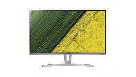 "Acer ED273Awidpx, 27"" Curved VA, Anti-Glare, FreeSync, 144Hz, 4ms, 100M:1, 250cd/m2, 1920x1080, 8bit, DVI, HDMI, DP, Audio Out, Blue Light Shield, White"