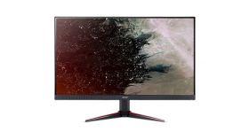 "Acer Nitro VG270Sbmiipx, 27"" IPS LED, 1ms(VRB), ZeroFrame, FreeSync 165Hz (Overclocking), 100M:1, 250nits, 1920x1080, 2xHDMI, DP, Speakers 2x2W, Audio out, VESA, Tilt, Black"