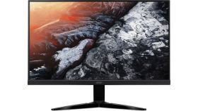 "Acer KG271Ubmiippx, 27"" Wide, TN AG, 1ms, ZeroFrame, AMD FreeSync, 100M:1, 350 cd/m2, 2560x1440 QHD, HDMI, DP, Speakers, Black"