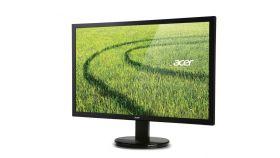 Acer K202HQLb, 19.5'' TN LED Anti-glare, 5ms, 100M:1 ACM, 200cd/m2,1600x900, VGA, Black