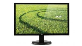 "Acer K202HQLAb, 19,5"" Wide TN LED, 5 ms, 100M:1 DCR, 200 cd/m2, 1366x768, VGA, Black"