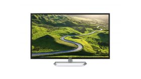 "Acer EB321HQUCbidpx 31.5"" IPS LED, Anti-Glare, Flicker-Less, 4ms,100M:1, 300 cd/m2,  2560x1440 QHD, DVI, HDMI, DP, Audio Out, Black&silver"