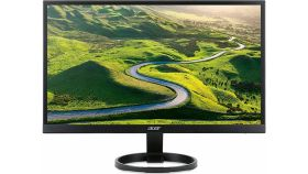 Acer R241YBbmix, 23.8'' IPS LED, 1920x1080, ZeroFrame, FreeSync, UltraSlim, 1ms, 100M:1, 250 cd/m2, VGA, HDMI, MM Audio Out, Black