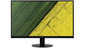 "Acer SA230Abi, 23"" Wide IPS LED, ZeroFrame, Anti-Glare, 4ms, 100М:1 DCR, 250 cd/m2, 1920x1080 FullHD, VGA, HDMI,Tilt, Black"