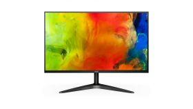 """AOC 24B1XH, 23.8"""" Wide IPS LED, 5 ms, 1000:1, 50М:1 DCR, 250 cd/m2, FHD 1920x1080@60Hz, FlickerFree, Low Blue Light, D-Sub, HDMI, Headphone Out, Black"""