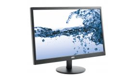 Монитор AOC 21.5 TN ;WLED;1920x1080@60Hz;90/65;5 ms;200;Black;Vesa 100x100;D-SUB;VGA;HDMI;Warranty 3 Years