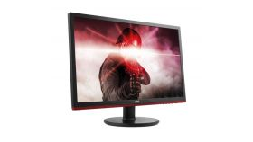 "AOC G2260VWQ6, 21.5"" Wide TN LED, 1 ms, 80М:1 DCR, 350 cd/m2, FullHD 1920x1080, HDMI, DP, Black/Red"