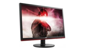 "AOC G2460VQ6, 24"" Wide TN LED, <1ms, 80М:1 DCR, 300 cd/m2, 1920x1080 FullHD, USB, DVI, HDMI, DP, Speakers, Black"