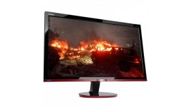 "AOC G2778VQ Gaming 27"" Wide TN LED, 1 ms, 1000:1, 80М:1 DCR, 300 cd/m2, FullHD 1920x1080, D-sub, HDMI, DP, Speakers, Black/Red"