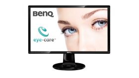 "BenQ GL2760H, 27"" Wide TN LED, 2ms GTG, 1000:1, 12M:1 DCR, 300 cd/m2, 1920x1080 FullHD, VGA, DVI, HDMI, Glossy Black"