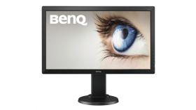 "BenQ BL2405PT, 24"" Wide TN LED, 2ms GTG, 1000:1,  12M:1 DCR, 250 cd/m2, 1920x1080 FullHD, VGA, HDMI, DP, Speakers, Height Adjustment, Swivel, Pivot, Low Blue Light, Black"
