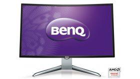 """BenQ EX3200R, 32"""" Wide VA Curved LED, 144Hz, 4ms GTG, 3000:1, 20M cd/m2, 1920x1080 FullHD, VGA, HDMI, DP/mDP, Black"""