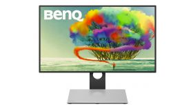 "BenQ PD2710QC, 27"" Wide IPS Ant-Glare, 5ms GTG, 1000:1, 20M:1 DCR, 350 cd/m2, 2560x1440 QHD, 100% sRGB, HDMI, DP, USB-C Docking, Height Adjustment, Pivot, Black&Silver"