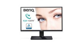 "BenQ GW2470HL, 23.8"" Wide VA LED, 4ms GTG, 3000:1, 20M:1 DCR, 250 cd/m2, 1920x1080 FullHD, VGA, HDMI, Glossy Black"