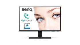"BenQ GW2780, 27"" IPS LED, 5ms, 1920x1080 FHD, Stylish Monitor, 72% NTSC, Eye Care, Flicker-free, B.I., Low Blue Light, 1000:1, 20M:1 DCR, 8bit, 250cd/m2, VGA, HDMI,DP, Speakers 2x2W, Cable Management, Tilt, Black"