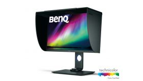 "BenQ SW271, 27"" Wide IPS Anti-Glare, 5ms, 1000:1, 20M:1 DCR, 350 cd/m2, 3840x2160 4K UHD, AdobeRGB 99%, HDMI, DP, USB Type-C, USB 3.0 Hub, Card Reader, Height Adjustment, Pivot, Swivel, Grey"