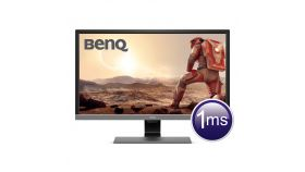 """BenQ EL2870U, 28"""" Wide TN LED, 1ms, FreeSync, 1000:1, 12M:1 DCR, 300 cd/m2, 3840x2160 UHD, HDR, HDMI, DP, Speakers, Metallic Grey"""