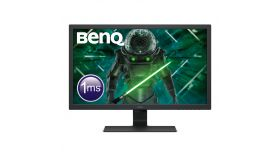 "BenQ GL2780E, 27"" TN, 1ms, 75Hz, 1920x1080 FHD, Flicker-free, Brightness Intelligence (B.I.), LBL, ePaper mode, Color Weakness Mode, 1000:1, DCR 12M:1, 8bit, 300 cd/m, VGA, DVI, HDMI (v1.4) x1, DisplayPort (DP), Speakers 2W x2, Tilt, Vesa 100x100, Bl"
