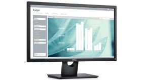 "Dell E2417H, 23.8"" Wide LED Anti-Glare IPS, 8ms, 1000:1, 250 cd/m2, 1920x1080 Full HD, VGA, Display Port, Tilt, Black"