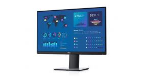 "Dell P2421DC, 23.8"" QHD LED, IPS Anti-Glare, 5ms, 1000:1, 300 cd/m2, 2560x1440, 99% sRGB, USB Type-C, 4xUSB, HDMI, Display Port, Height Adjustable, Pivot, Swivel, Tilt Black"