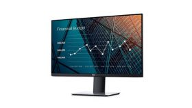 "Dell P2719H, 27"" Wide LED Anti-Glare, IPS Panel, 5ms, 1000:1, 250 cd/m2, 1920x1080 FullHD, VGA, HDMI, DP, USB 3.0, Height Adjustable, Pivot, Swivel, Black"