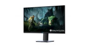 "Dell S2719DGF, 27"" Wide LED Anti-Glare, TN Panel, 1ms, 1000:1, 8000000:1 DFC, 350 cd/m2, 2560x1440, 155Hz, AMD FreeSync, HDMI, DP, USB 3.0 Hub, Height Adjustable, Pivot, Swivel, Tilt, Black"