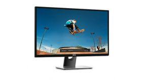 "Dell SE2717H, 27"" Wide LED Anti-Glare, IPS Panel, 6ms, 1000:1, 8000000:1 DCR, 300 cd/m2, 1920x1080 FullHD, VGA, HDMI, Black&Grey"