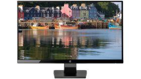 "HP 27w, 27"" IPS Display (VGA, HDMI, DisplayPort)"