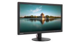 "Lenovo ThinkVision T2224d, 21.5"" Wide, 7ms, 250 cd/m2, 3000:1, 1920x1080, VGA, DP, Tilt"