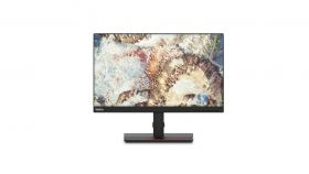 "Lenovo ThinkVision T22i-20 21.5"" Wide FHD IPS 16:9, 1920x1080, 6ms, 1000:1, Tilt, Swivel, Pivot, Height Adjust Stand, HDMI, DP, VGA"