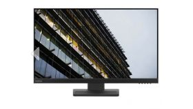 "Lenovo ThinkVision E24-20 23.8"" Wide FHD IPS, 16:9, 1920x1080, 6 ms, 250 nits, 1000:1, DP, VGA, Tilt"